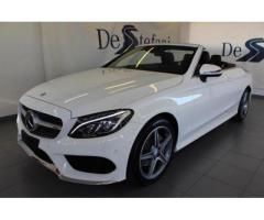 MERCEDES-BENZ C 220 d CABRIO 4MATIC PREMIUM PLUS