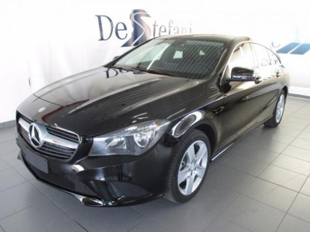 MERCEDES-BENZ CLA 200 CDI S.W. Automatic Executive