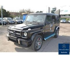 MERCEDES-BENZ G 63 AMG S.W. Lunga