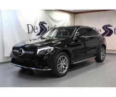 MERCEDES-BENZ GLC 250 d coupe' 4MATIC PREMIUM - PRONTA CONSEGNA