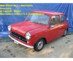 MINI MINOR MK3 L. INNOCENTI