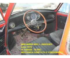 MINI MINOR MK3 L. INNOCENTI