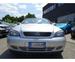 OPEL Astra Cabrio 1.6i 16V twin port cat
