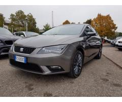 SEAT Leon 1.4 TGI DSG 5p. Start/Stop Connect