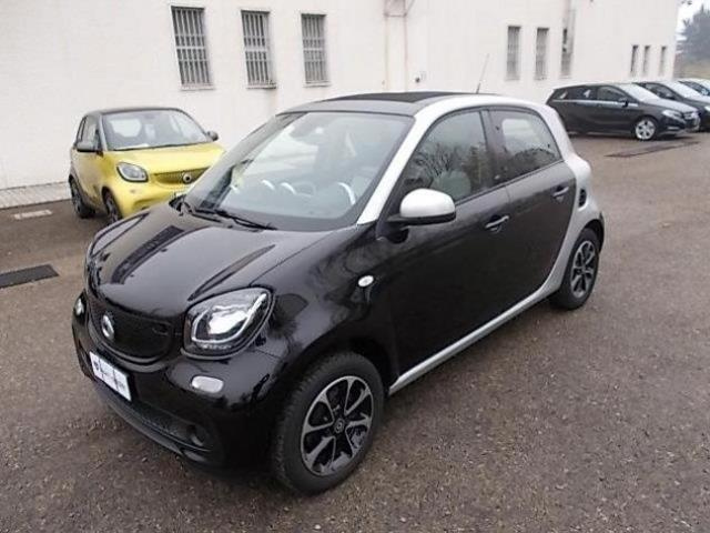 SMART ForFour 70 1.0 cabrio Passion