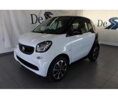 SMART ForTwo 90 TURBO twinamic PASSION