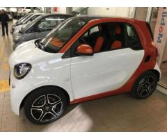 SMART ForTwo Coupé 90 turbo twinamic