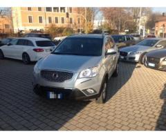 SSANGYONG Korando 2.0 e-XDi 149 CV AWD MT C