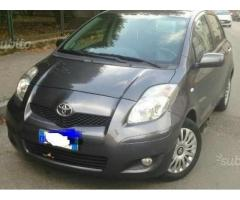 toyota yaris 1.0 con gas gpl 2011