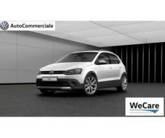 VOLKSWAGEN Polo Cross 1.2 TSI BlueMotion Technology a Benzina del 2016