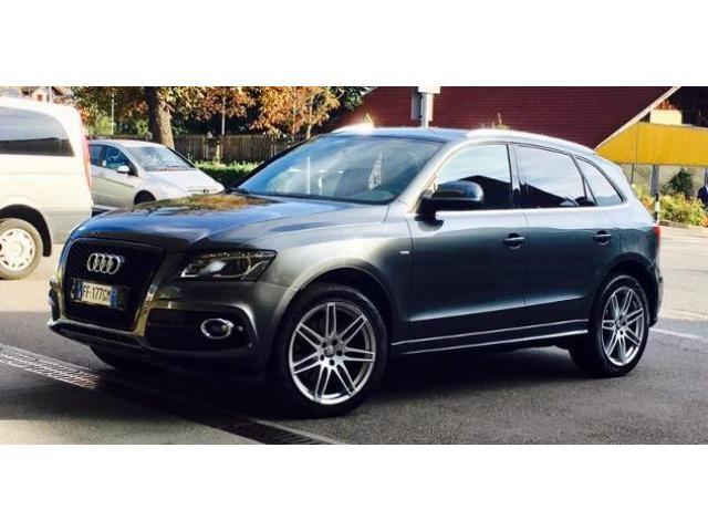 Audi Q5 3.0 V6 TDI quattro S tronic S LINE