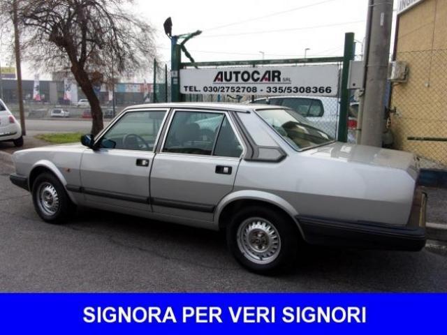 ALFA ROMEO Alfetta Alfa 6 2.0 SUPERACCESSORIATA