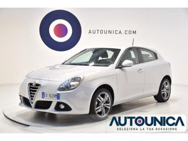 ALFA ROMEO Giulietta 1.4 TURBO GPL DISTINCTIVE SENS LED SOLO 58.000 KM