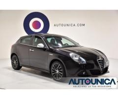 ALFA ROMEO Giulietta 2.0 JTDM-2 EXCLUSIVE AUT PELLE TETTO CERCHI 18'