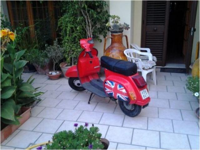 PIAGGIO Vespa tipo veicolo 50cc cc 50