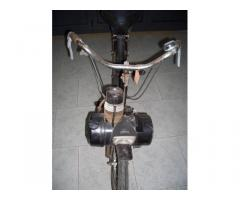 SOLEX Anni 60 Bicicletta SOLEX cc 38 immatricolata 1960