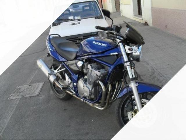 Suzuki GSF 600 Bandit - 2000