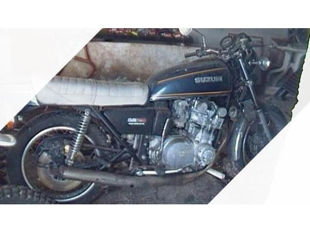 Suzuki GSX 750 - Anni 70