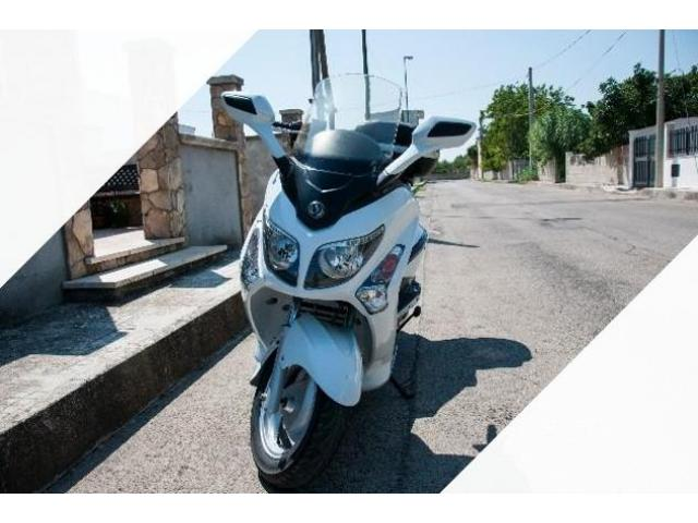 Sym Joy Max 300 - 2009