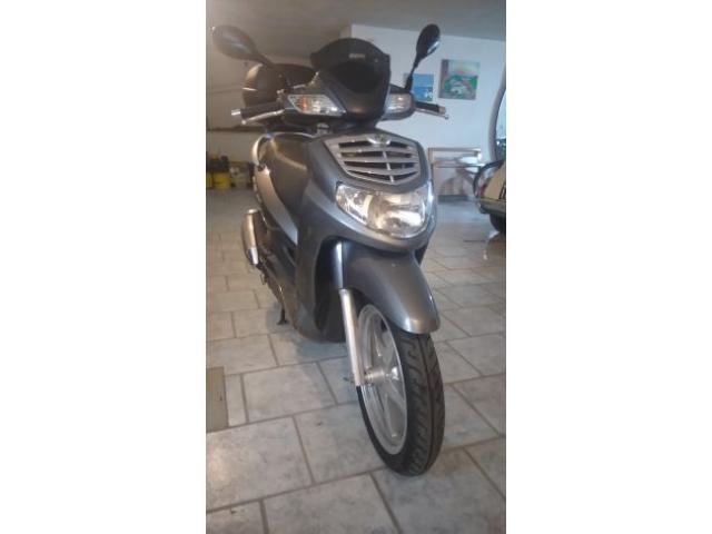 SYM HD EVO 200 cc