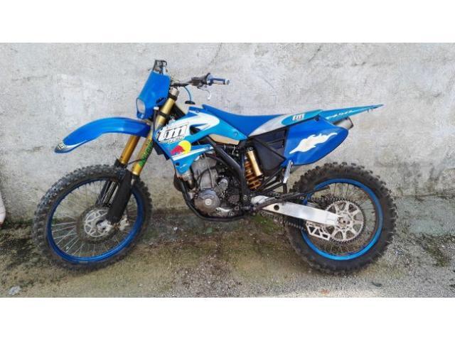 Tm racing 450F