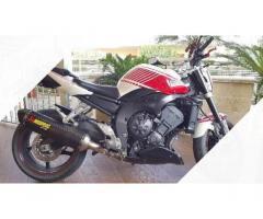 Yamaha FZ1 - 2008