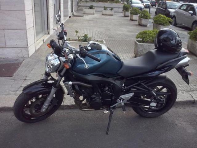 Yamaha Fz6