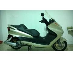 Yamaha Majesty 2^ serie anno 2006