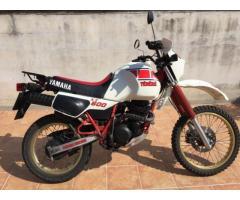 Yamaha XT 600 Z Tenerè 34L Registri Interni