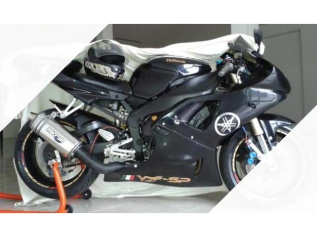 Yamaha YZF R1 pari al nuovo perffetta