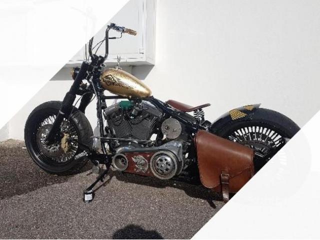 Harley-Davidson Fat Boy - 1993