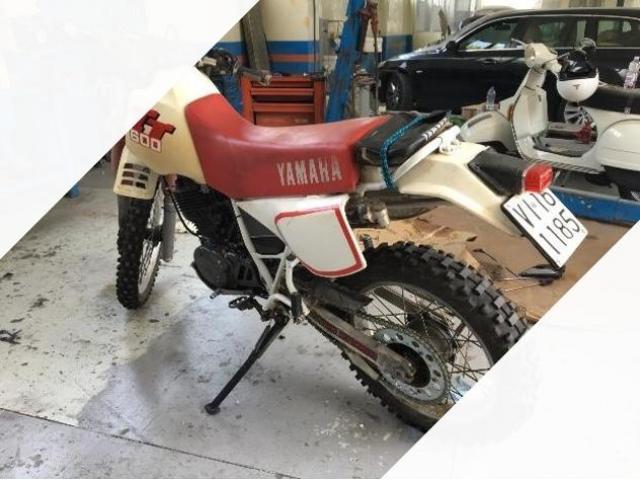 Yamaha TT 600 - 1991