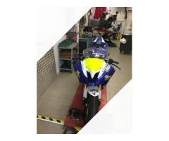 Yamaha YZF R6 - 2008 Pronto pista con motore nuovo