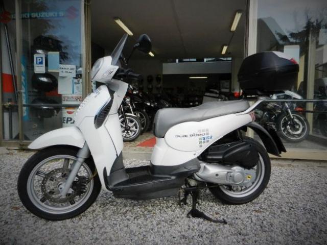 Aprilia Scarabeo 125 IE NET- 2011