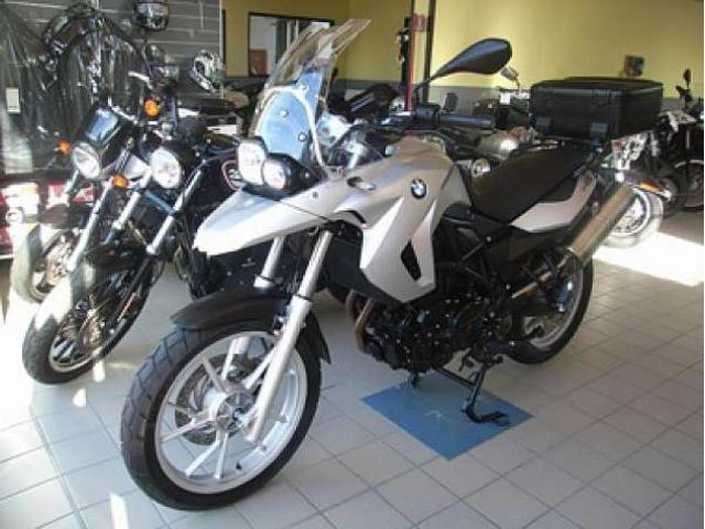 BMW F 650 GS - Km. 3700, Euro 7000