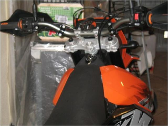 KTM 690 tipo veicolo Enduro cc 654