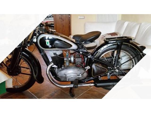 Moto d'epoca DKW 350 NZ del 1939