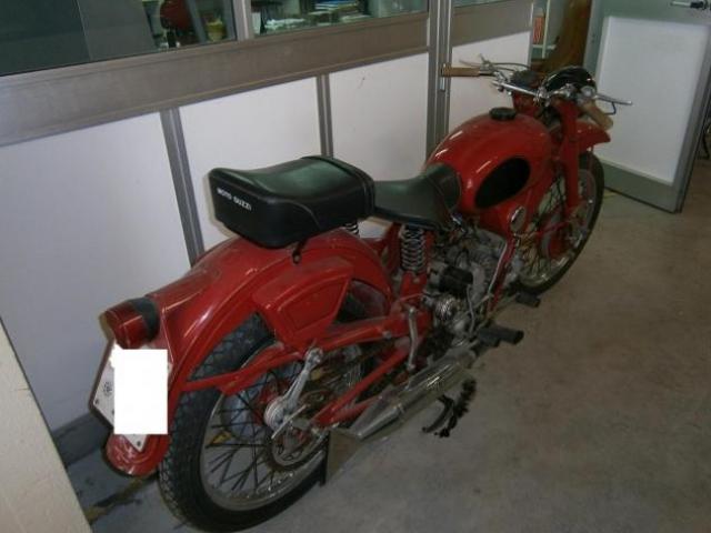 MOTO GUZZI TS 250 AIRONE SPORT 250