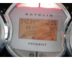 Peugeot SATELIS 250 - Km. 34000, Euro 1800