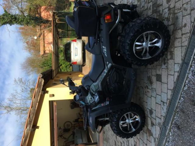 Quad atv CFmoto 800
