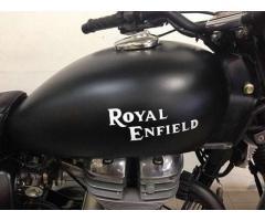 Royal Enfield BULLET 500 ELECTRA, Euro 9500