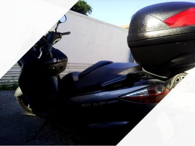Suzuki Burgman 200 - 2008