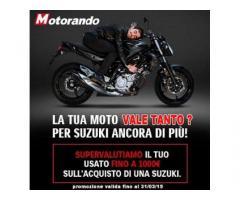 Suzuki BURGMAN UH 200 - Km. 3200, Euro 3900