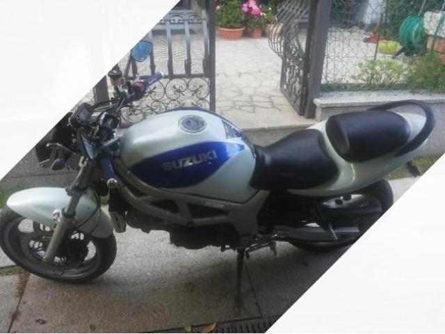 Suzuki SV 650-2001