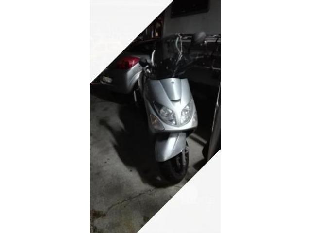 Yamaha majesty 125 2010