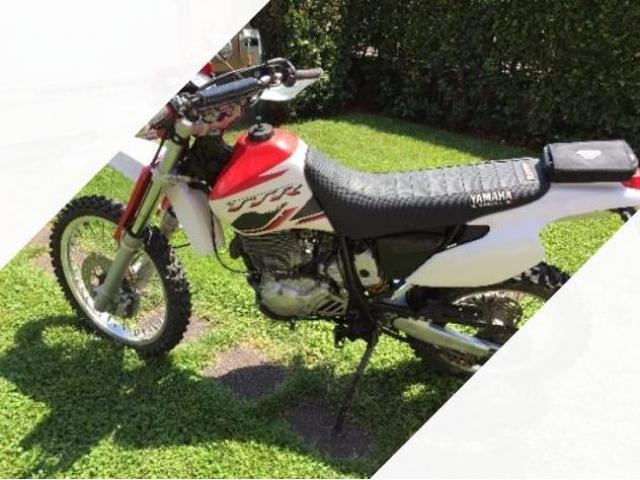 Yamaha TT 600 - 2000