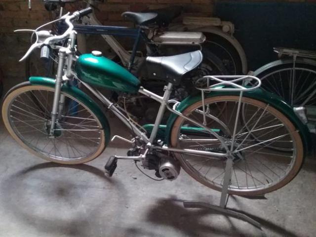Vendo ciclomotori d'epoca vari con motori a rullo MOSQUITO