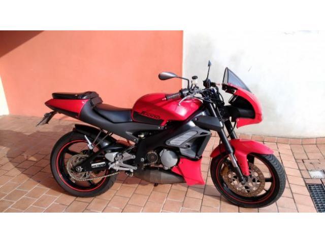 Aprilia Tuono  cc 125 immatricolata 2003
