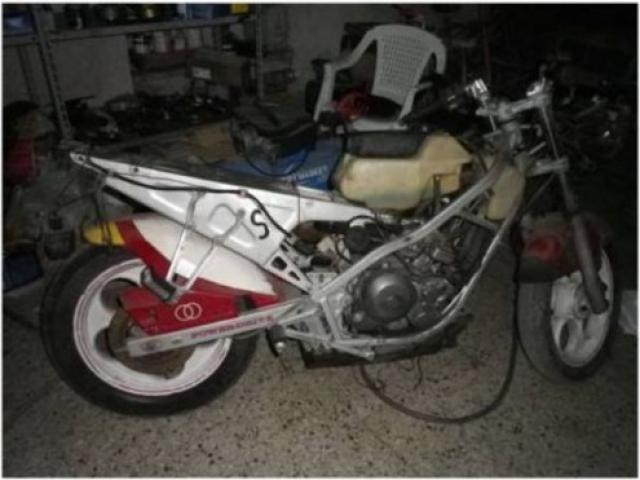 GILERA KK tipo veicolo Sportive cc 125