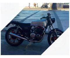 Kawasaki Z500 Cafe Racer